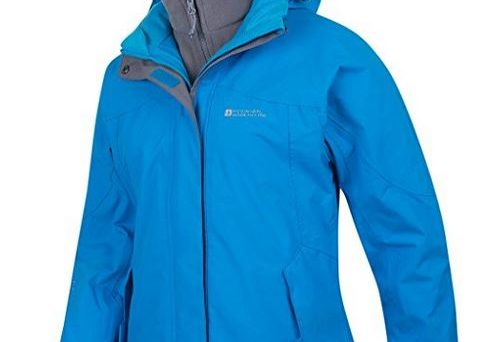 Storm Damen 3 in 1 Regenjacke
